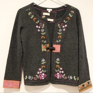 J. Jill Limited Edition Re Crafted Cardigan